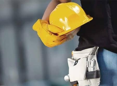 ابزار ساختمانی و لوازم ایمنی