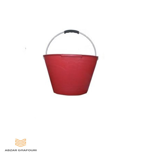 Plastic masonry bucket
