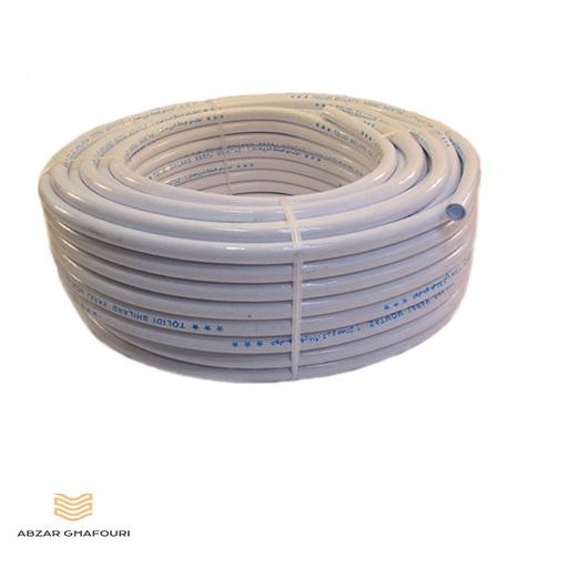 Premium white gas hose