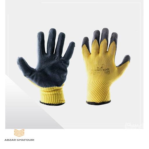 Techno anti-cut gloves