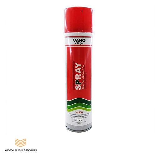 Waco red spray