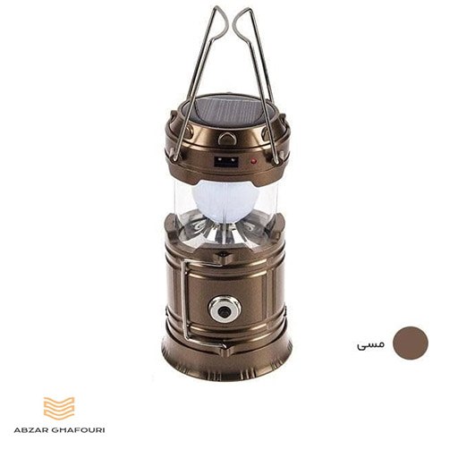 5800T 6LED Rechargeable Camping Lantern Flashlight