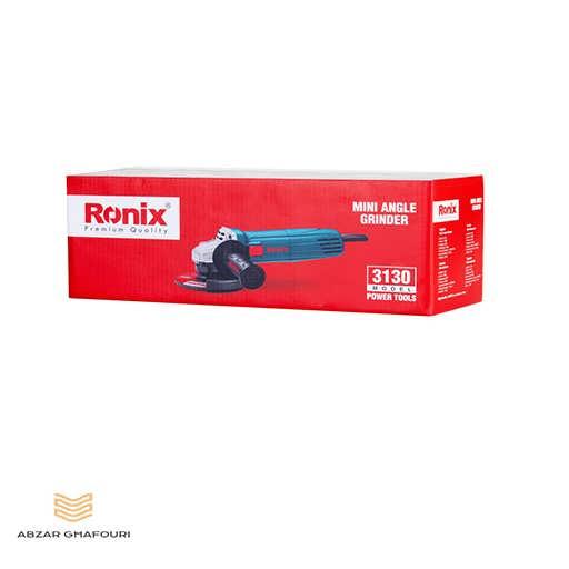 مینی فرز رونیکس مدل 3130 در بسته بندی