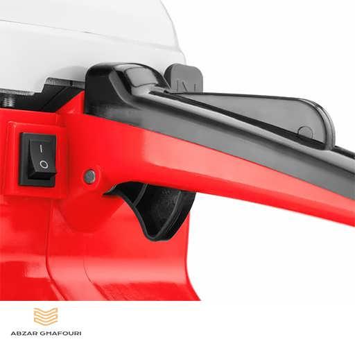اره بنزینی 500 میلیمتری رونیکس مدل Pro4650 از نزدیک