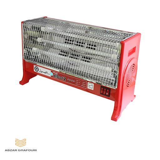 بخاری برقی فن دار البرز مدل FEH2000